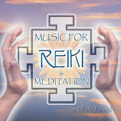 MUSIC FOR REIKI & MEDITATION (CD) by  Shajan