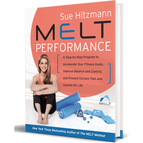 The MELT Method - Book & DVD (Sold Separately)