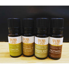 AromaLand Essential Oils - Single Note