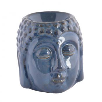 Blue Buddha Head Ceramic Oil Diffuser