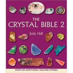 """The Crystal Bible"" - Judy Hall (1st, 2nd & 3rd books)"