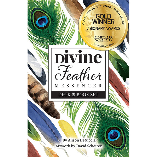 Divine Feather Messenger