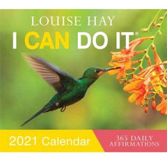 I Can Do It 365 Daily Affirmations Calendar