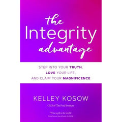 """The Integrity Advantage"" Hard Cover"