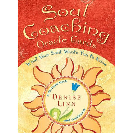 """Soul Coaching Oracle Cards""  by Denise Linn"