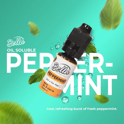 Bella Oil Soluble Flavours