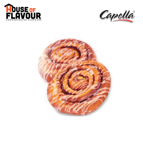 Capella Cinnamon Danish Swirl Concentrate 10ml