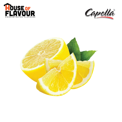 Capella Italian Lemon Sicily Concentrate 10ml