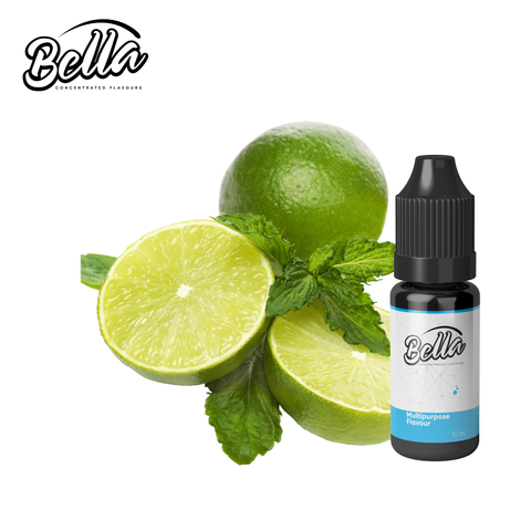 Bella Lime Mint Concentrate 10ml