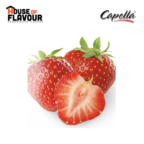 Capella Sweet Strawberry Rf Concentrate 10ml