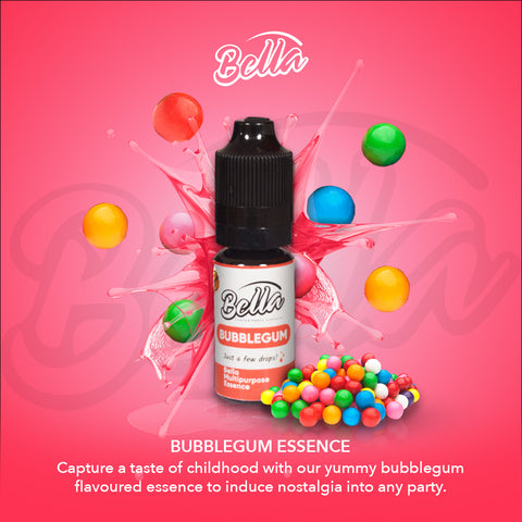 Bella Bubblegum Essence