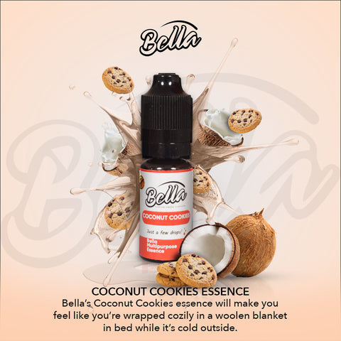 Bella Coconut Cookies Essence