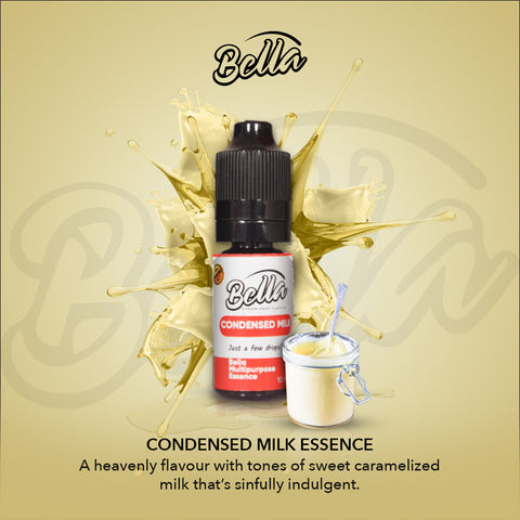 Bella Condensed Milk Essence