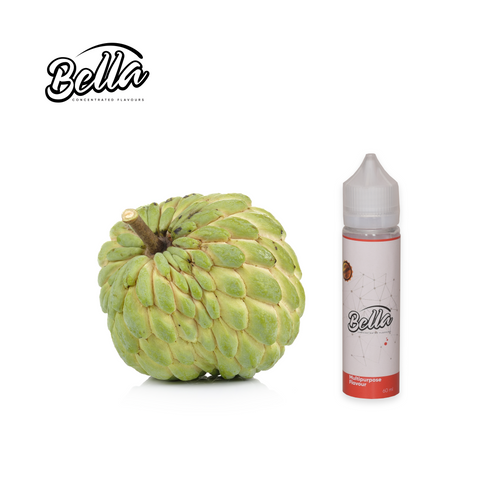 Custard Apple - Bella Liquid Flavour 60ml