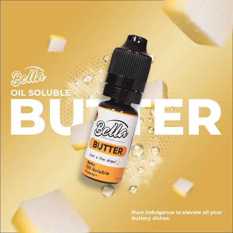 Bella Butter Oil Soluble Flavour