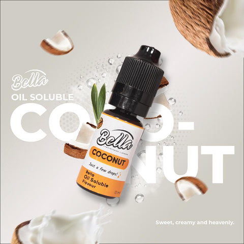 Bella Coconut Oil Soluble Flavour
