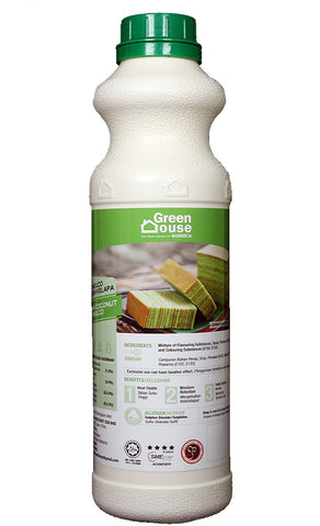 GreenHouse Pandan Coconut Emulco - BOGOF OFFER