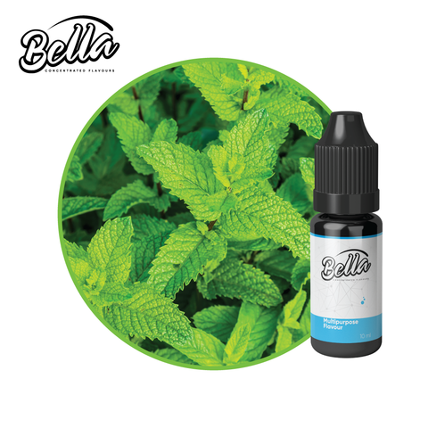 Peppermint Extra Strong - Bella Liquid Flavour 10ml