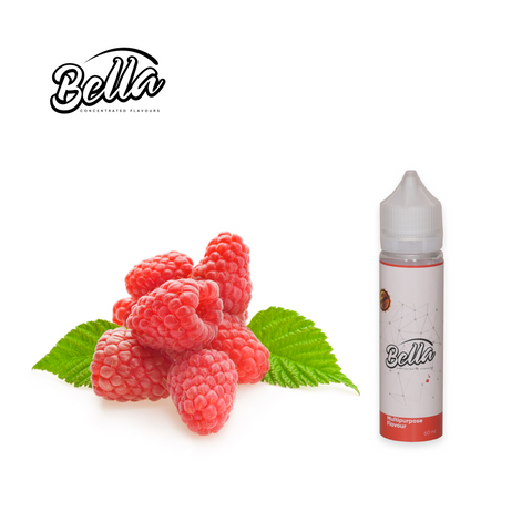 Raspberry - Bella Liquid Flavour 60ml
