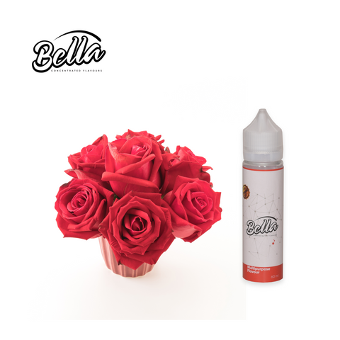 Rose - Bella Liquid Flavour 60ml