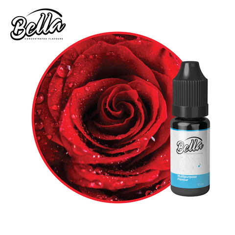 Rose - Bella Liquid Flavour 10ml