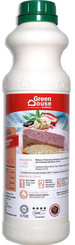 GreenHouse Strawberry Emulco - BOGOF OFFER