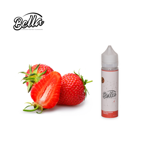 Strawberry - Bella Liquid Flavour 60ml