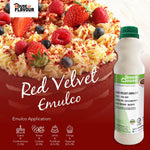 GreenHouse Red Velvet Emulco - BOGOF OFFER