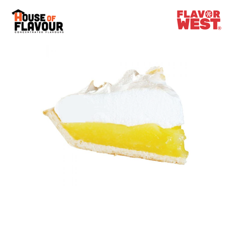 FlavorWest Lemon Meringue Pie Concentrate 10ml