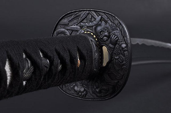 FULLY HANDMADE FULL TANG PRACTICAL ALUMINIUM ALLOY TRAINING WAKIZASHI - buyblade