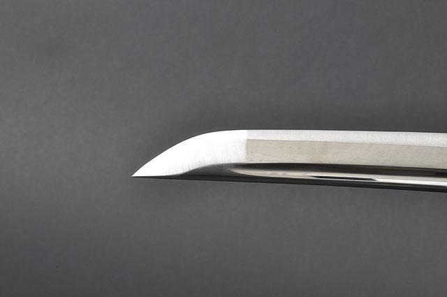 FULLY HANDMADE STAINLESS JAPANESE KATANA TRAINING SWORD - buyblade