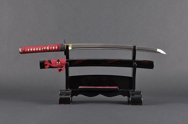 FULLY HAND FORGED PRACTICAL WARRIOR JAPANESE SAMURAI WAKIZASHI SWORD - buyblade