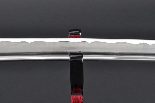 FULLY HANDMADE EMPIRE WHEEL ALUMINIUM JAPANESE KATANA & WAKIZASHI TRAINING SWORDS - buyblade