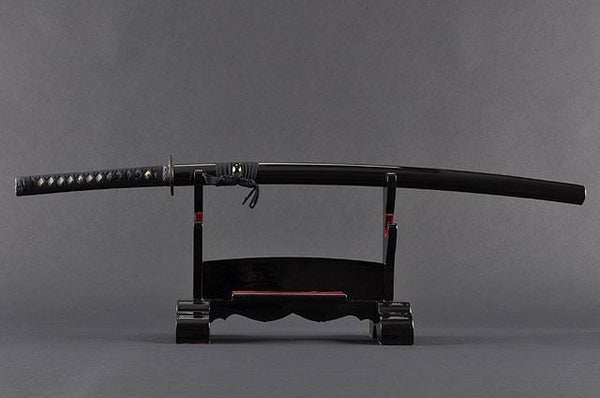 FULLY HANDMADE FULL TANG PRACTICAL ALUMINIUM ALLOY TRAINING KATANA - buyblade