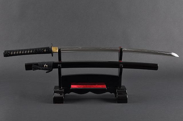 FULLY HAND FORGED FULL TANG PRACTICAL JAPANESE SAMURAI KATANAS SWORDS - buyblade