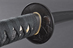 FULLY HAND FORGED PRACTICAL WARRIOR & HOUSE SAMURAI WAKIZASHI SWORD - buyblade