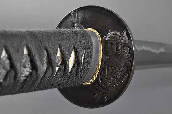 FULLY HAND FORGED PRACTICAL WARRIOR & CHARACTER JAPANESE WAKIZASHI SWORD - buyblade
