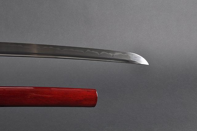 FULLY HANDMADE PRACTICAL CLAY TEMPERED JAPANESE SAMURAI KATANA SWORD - buyblade