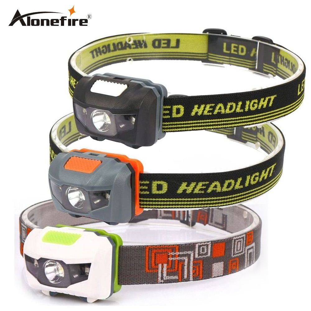 4 Mode Lightweight LED Headlight-Gear-Burner Shop