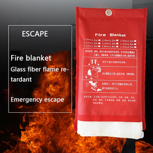 EMERGENCY FIRE BLANKET (2M*2M)