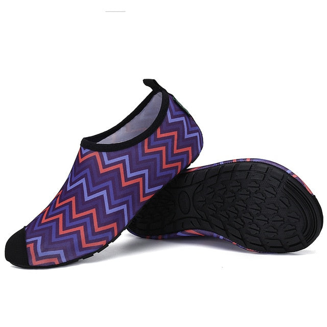 Womens And Mens Water Shoes Barefoot Quick-Dry