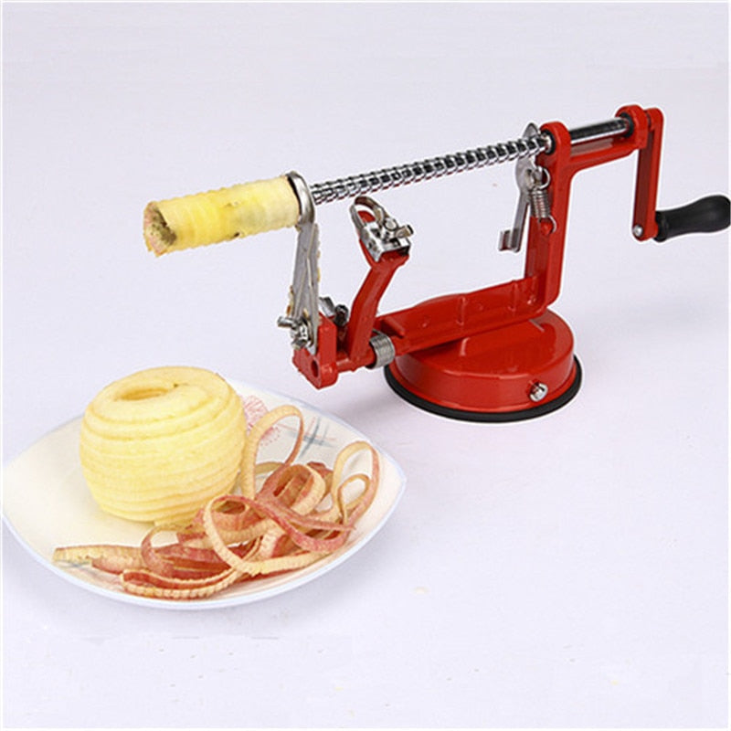 Potato apple machine