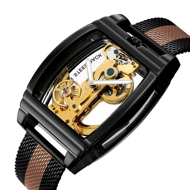 Automatic Mechanical Watch Men