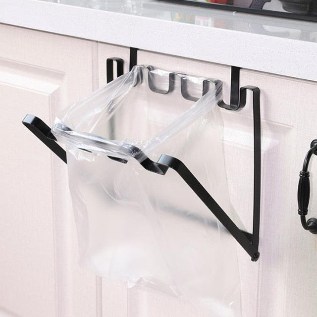 Foldable Garbage Bag Holder