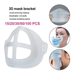 Anti-Germ Comfortable Breathing Bracket (15-100Pcs)