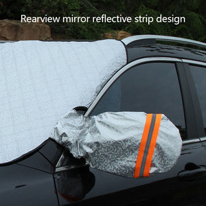 Car Snow Cover, Car Windshield Cover