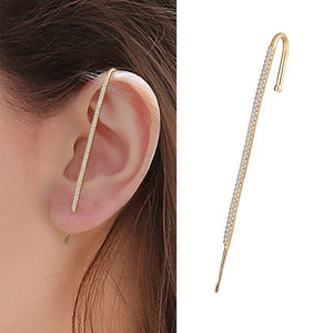 Fashion Crystal  Stud Earrings For Woman
