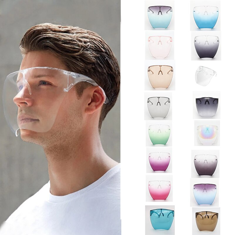 Fashion Transparent Glasses