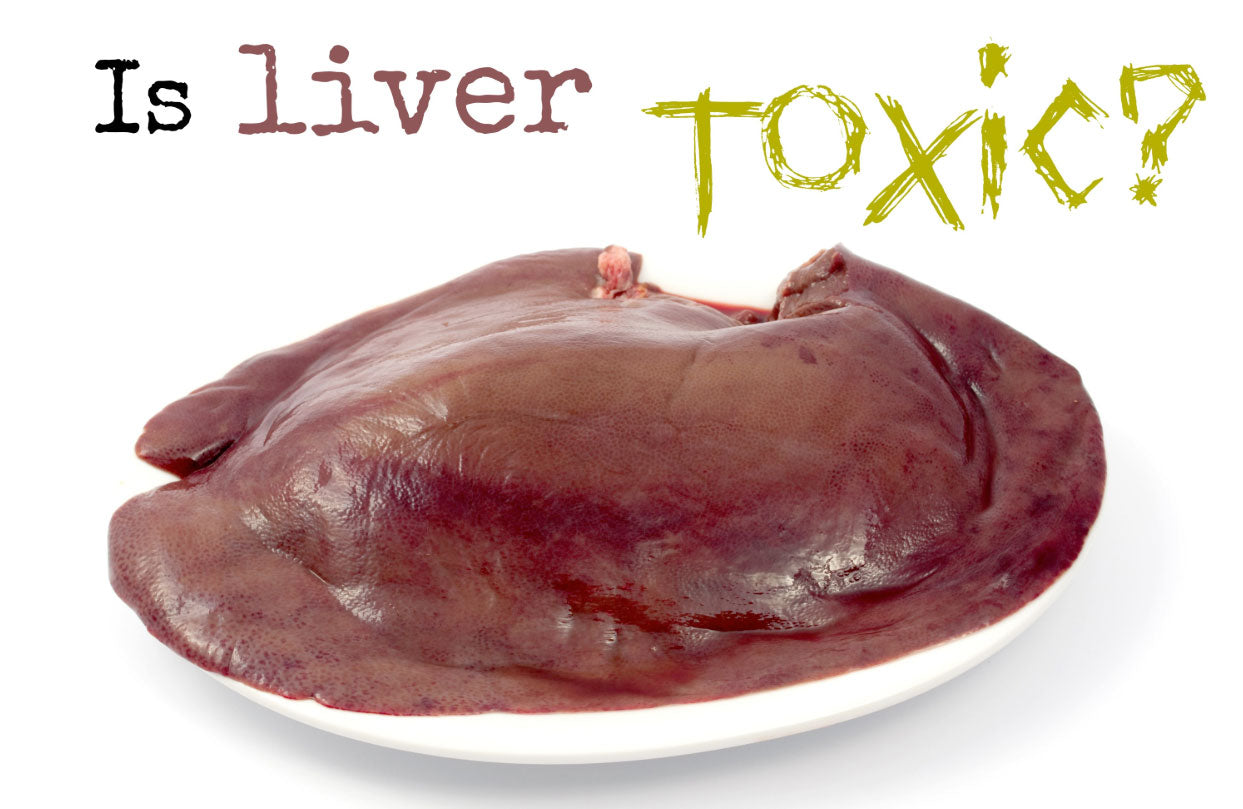 Eating Animal Livers Causes DEATH & Disease Via Vitamin A Toxicity