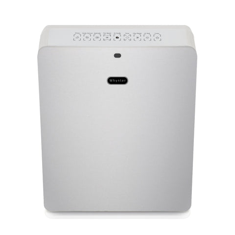 Whynter AFR-425-SW EcoPure Air Purifier  UV Light,True HEPA Filter - Best-AirPurifier